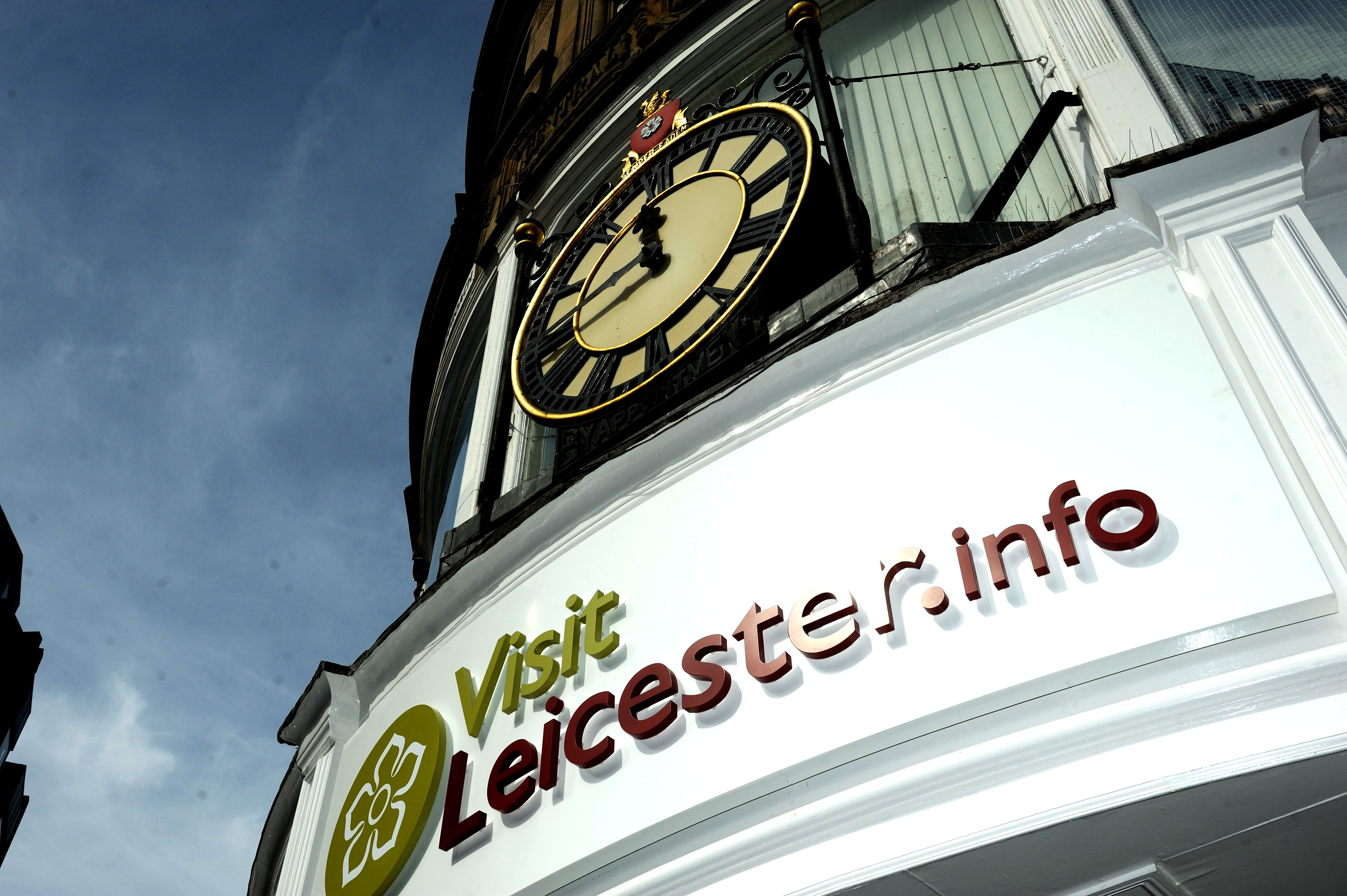 Visit Leicester Information Centre