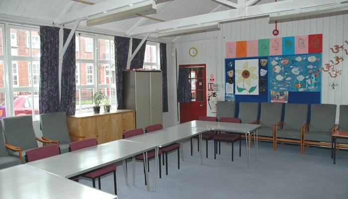 Coleman Lodge room 1