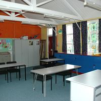 Coleman Lodge room 2