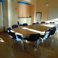 Fosse meeting room